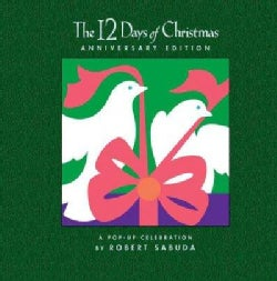 The 12 Days of Christmas: A Pop-up Celebration (Hardcover)