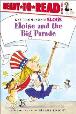 Eloise and the Big Parade (Paperback)