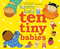 Ten Tiny Babies (Hardcover)