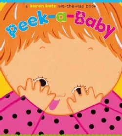 Peek-a-baby (Board book)