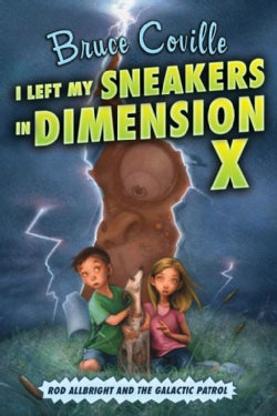 I Left My Sneakers in Dimension X (Paperback)