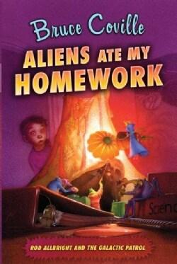 Aliens Ate My Homework (Paperback)