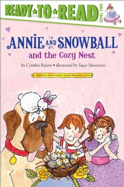 Annie and Snowball and the Cozy Nest (Hardcover)