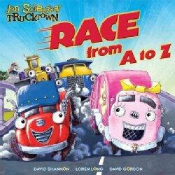Race from a to Z (Hardcover)