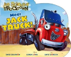 Meet Jack Truck! (Board book)