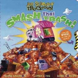 Smash That Trash! (Board book)