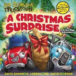 A Christmas Surprise (Board book)