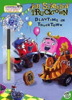 Playtime in Trucktown (Paperback)