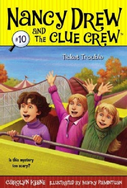 Ticket Trouble (Paperback)