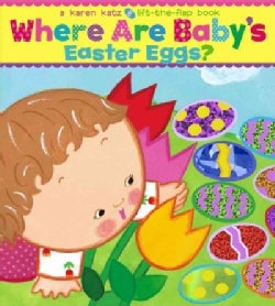 Where Are Baby's Easter Eggs? (Board book)