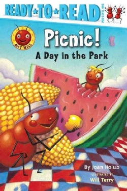 Picnic!: A Day in the Park (Paperback)
