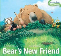 Bear's New Friend (Board book)