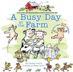 A Busy Day at the Farm (Paperback)