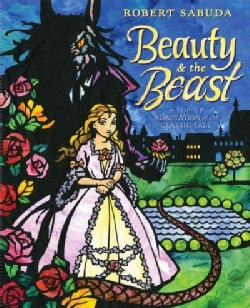 Beauty & the Beast: A Classic Collectible Pop-Up (Hardcover)