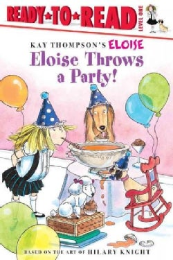 Eloise Throws a Party! (Paperback)