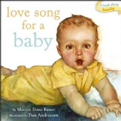 Love Song for a Baby (Board book)