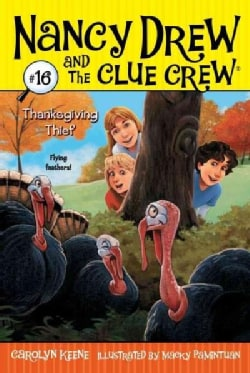 Thanksgiving Thief (Paperback)