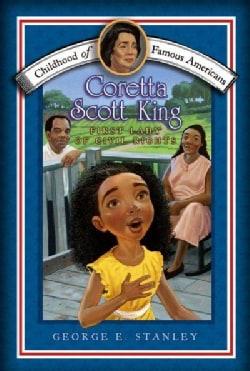 Coretta Scott King: First Lady of Civil Rights (Paperback)