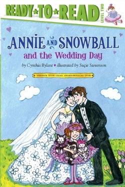 Annie and Snowball and the Wedding Day (Paperback)