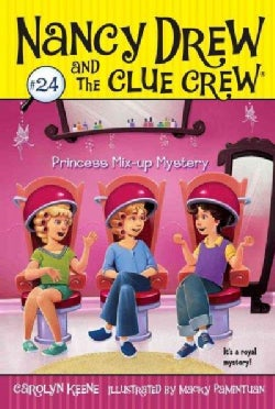 Princess Mix-up Mystery (Paperback)