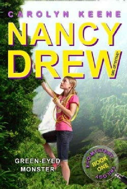Green-Eyed Monster: Book One in the Eco Mystery Trilogy (Paperback)