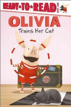 Olivia Trains Her Cat (Paperback)