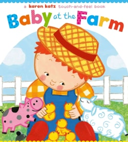 Baby at the Farm (Board book)