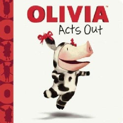 Olivia Acts Out (Hardcover)