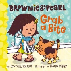 Brownie & Pearl Grab a Bite (Hardcover)