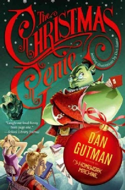 The Christmas Genie (Hardcover)
