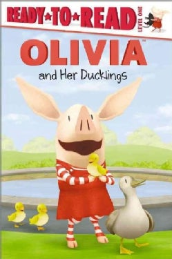 Olivia and Her Ducklings (Paperback)