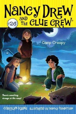 Camp Creepy (Paperback)