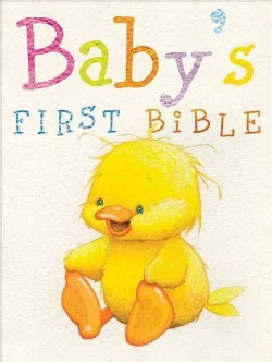 Baby's First Bible New King James Version: The Perfect Keepsake Gift for Baby (Hardcover)