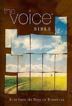 The Voice Bible: Step into the Story of Scripture (Hardcover)