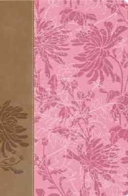 The Woman's Study Bible: King James Version, Pink Cafe au Lait Flexible (Paperback)