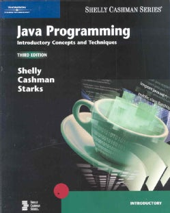 Java Programming: Introductory Concepts And Techniques