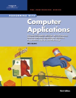 Performing With Computer Applications (Hardcover)
