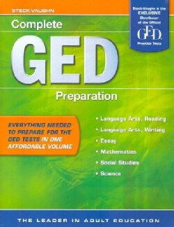 Complete Ged Preparation (Paperback)