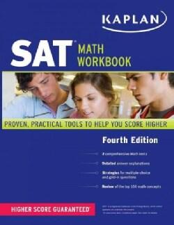 Kaplan SAT Math Workbook (Paperback)