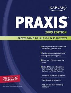 Kaplan Praxis 2009 (Paperback)