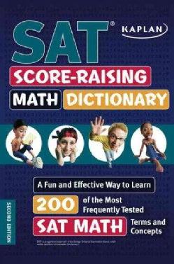 SAT Score-Raising Math Dictionary (Paperback)