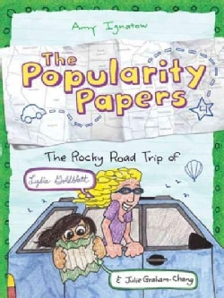 The Rocky Road Trip of Lydia Goldblatt & Julie Graham-Chang (Hardcover)