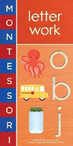 Montessori Letter Work (Board book)