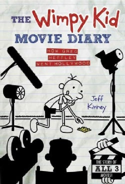The Wimpy Kid Movie Diary (Hardcover)