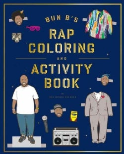 Bun B's Rap Coloring & Activity Book (Paperback)