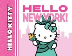 Hello Kitty, Hello New York! (Board book)