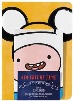 Adventure Time Notebooks: Gender Swap (Notebook / blank book)