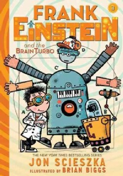 Frank Einstein and the Brainturbo: Uk Edition (Paperback)