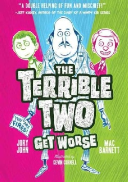The Terrible Two Get Worse: Uk Edition (Paperback)