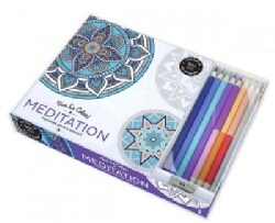 Vive Le Color! Meditation: Color Therapy Kit (Paperback)